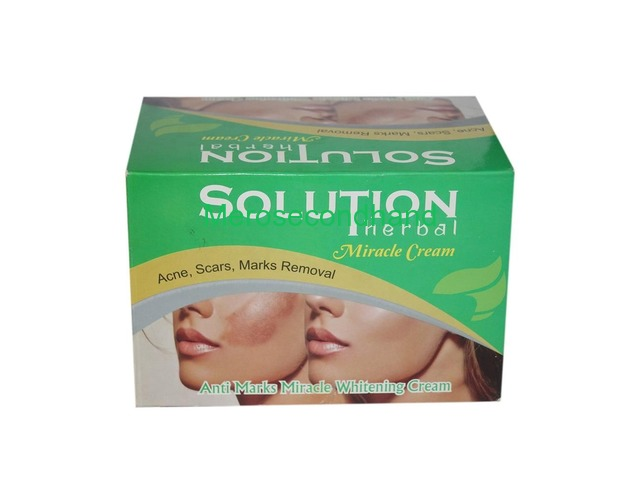 Solution Herbal Miracle Cream - 12G - 1/1