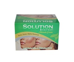 Solution Herbal Miracle Cream - 12G