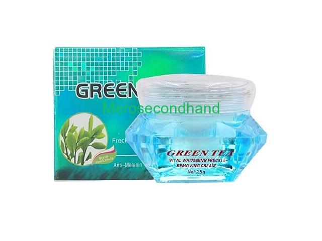 Green Tea Vital Whitening Freckle-Remvoing Cream - 25G - 1/1