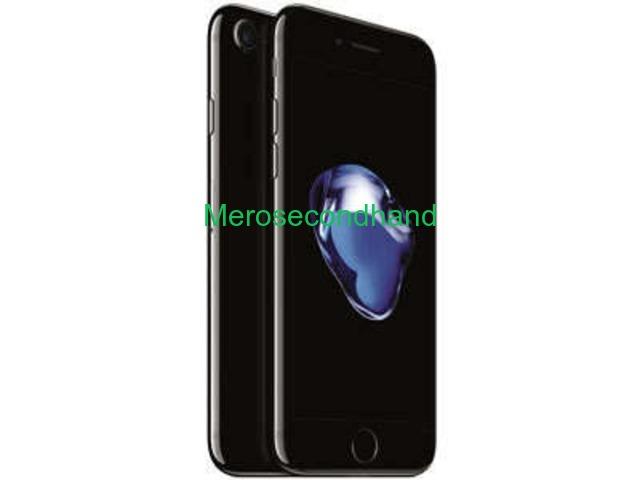 Iphone 7plus Jet Black (128 GB) - 1/1