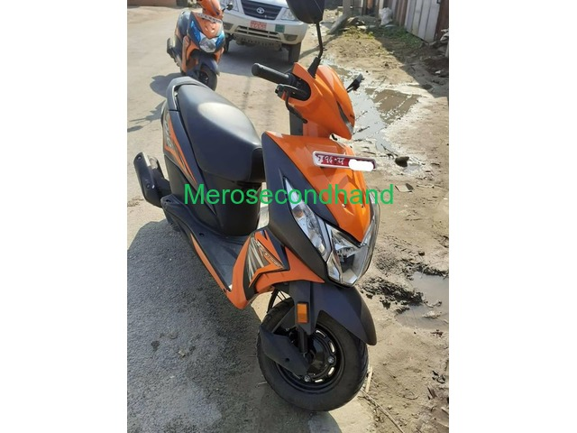 Honda dio scooter on sale at pokhara nepal - 1/1
