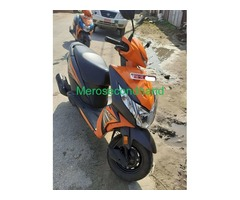 Honda dio scooter on sale at pokhara nepal