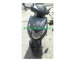 Like new honda dio on sale at pokhara nepal