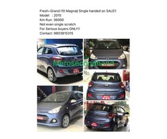 grand i10 magna for urgent sale