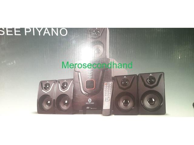 Brand new not used 5.1 Speaker - 1/1