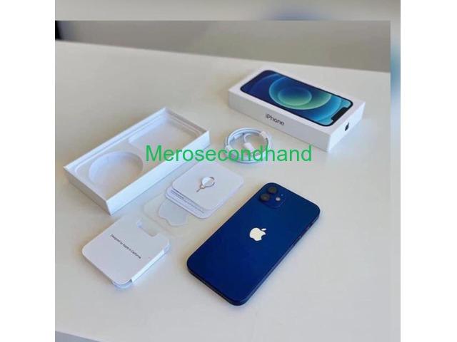 Apple iPhone 12 128GB on sale at kathmandu nepal - 1/2