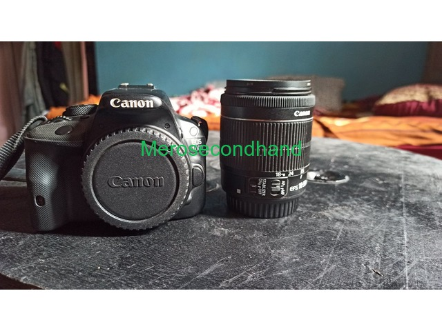 Canon 100D sale at lalitpur nepal - 2/6