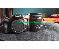 Canon 100D sale at lalitpur nepal