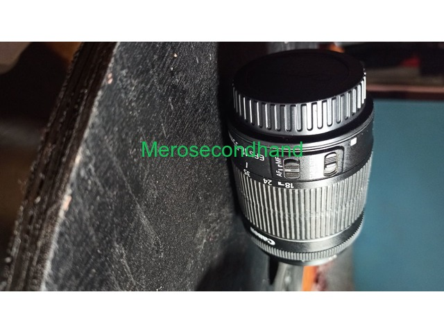 Canon 100D sale at lalitpur nepal - 3/6