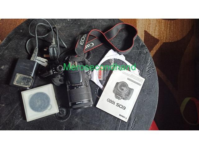Canon 100D sale at lalitpur nepal - 6/6