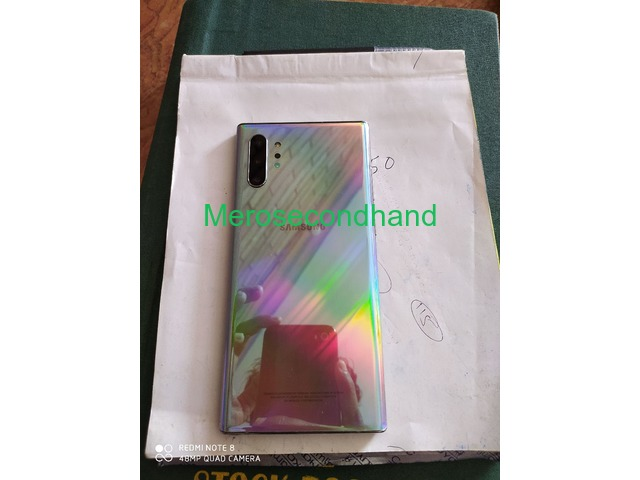 Samsung Galaxy note 10 plus for sale in pokhara nepal - 1/4