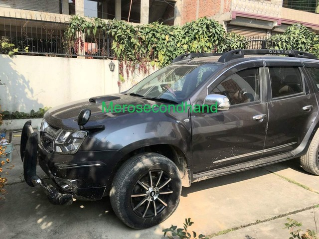 Renault Duster Rxl 2016 Petrol On Urgent Sale (car Jeep) - 5/8