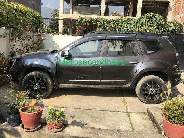 Renault Duster Rxl 2016 Petrol On Urgent Sale (car Jeep) - 6/8