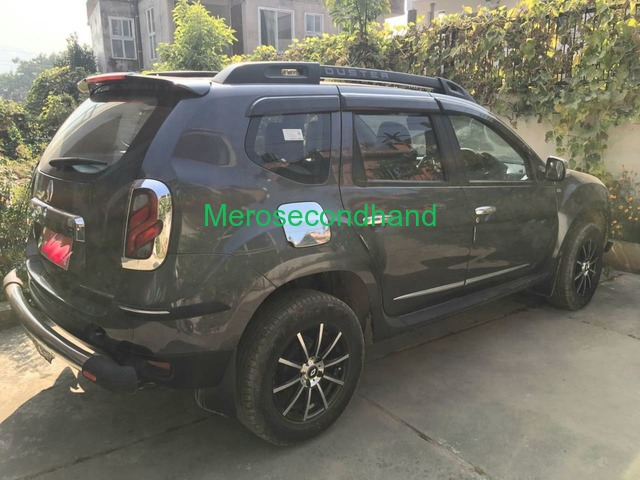 Renault Duster Rxl 2016 Petrol On Urgent Sale (car Jeep) - 7/8