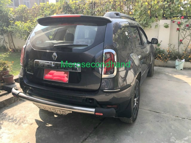 Renault Duster Rxl 2016 Petrol On Urgent Sale (car Jeep) - 8/8