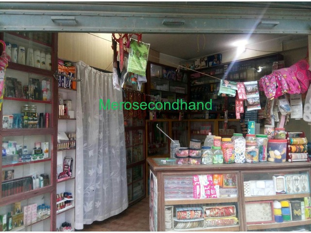 Beauty Parlor with Cosmetic Shop on sale Near Radhakrishna temple, Banasthali - 3/3