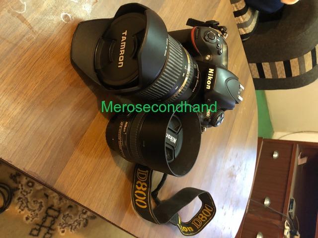 Nikon d800 on sale at kathmandu nepal - 3/4