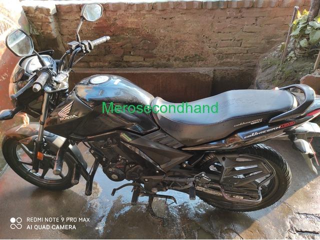 Honda unicorn Bike on sale at kathmandu nepal - 1/1