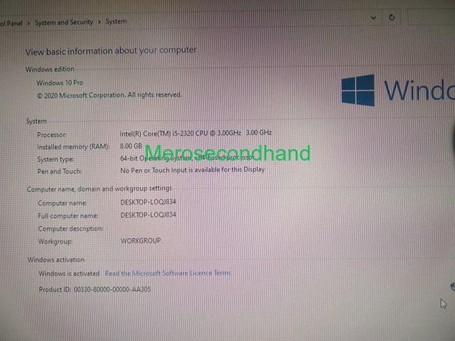 Computer CPU for sell at lalitpur nepal - 1/5