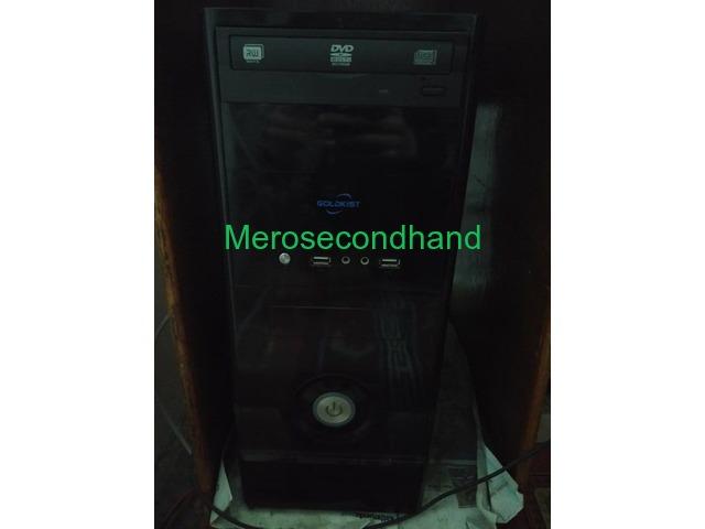 Computer CPU for sell at lalitpur nepal - 4/5