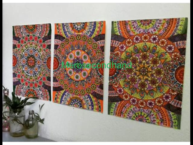 Mandala Painting on sale at pokhara nepal - 1/1