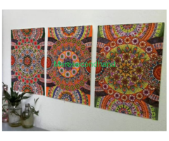 Mandala Painting on sale at pokhara nepal