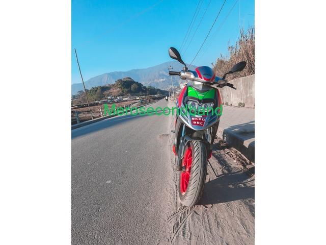 Aprilia sr race edition scooty on sale at kathmandu nepal - 3/4