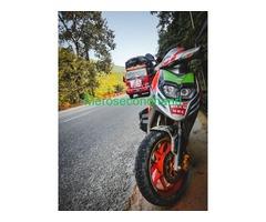 Aprilia sr race edition scooty on sale at kathmandu nepal - Image 4/4