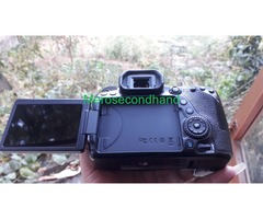 Canon 80d body only for sale at kathmandu nepal