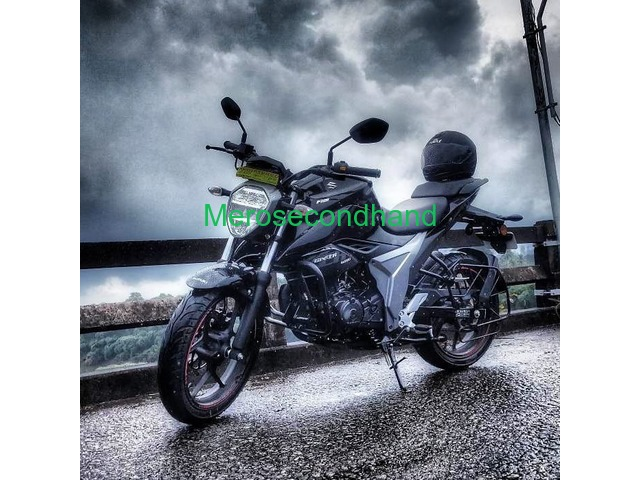 Gixxer155 bike on sale at lalitpur nepal - 1/3
