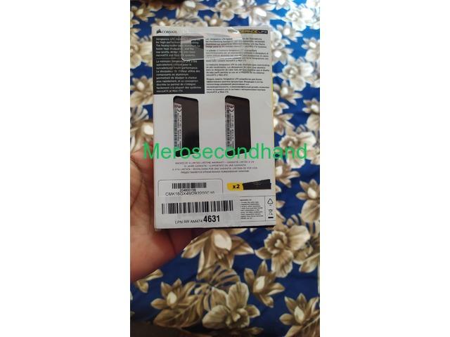 Corsair Ram 2x8GB 3200MHz on sale at bhaktapur nepal - 2/4