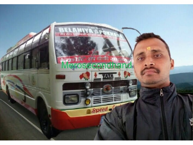 The Bus is on sale at Butwal Nepal - 1/1