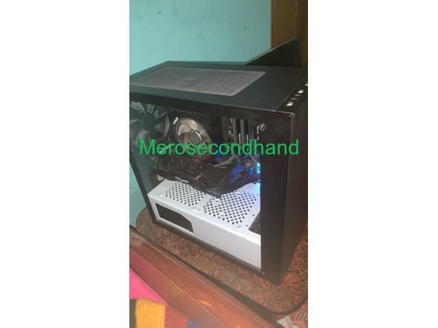 Gaming desktop + free acer monitor on sale at kathmandu nepal - 1/6