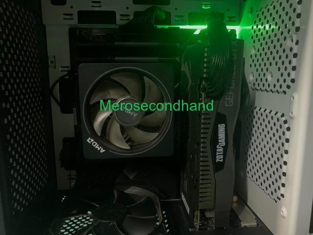 Gaming desktop + free acer monitor on sale at kathmandu nepal - 3/6