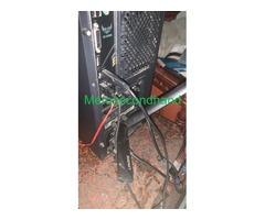 Gaming desktop + free acer monitor on sale at kathmandu nepal - Image 4/6