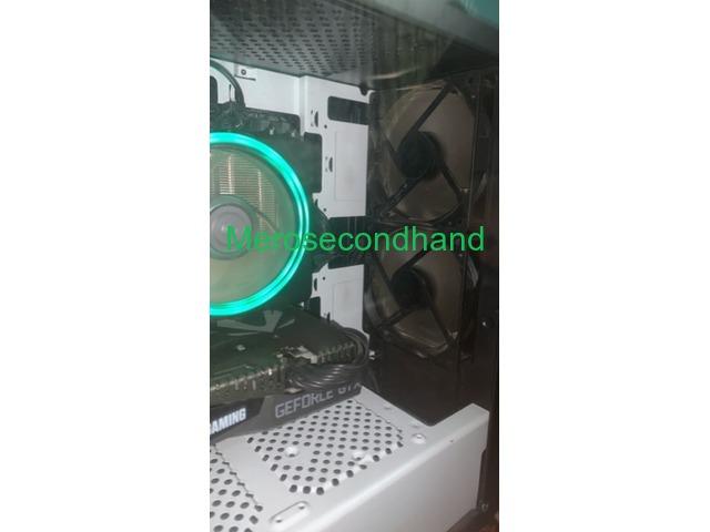 Gaming desktop + free acer monitor on sale at kathmandu nepal - 5/6
