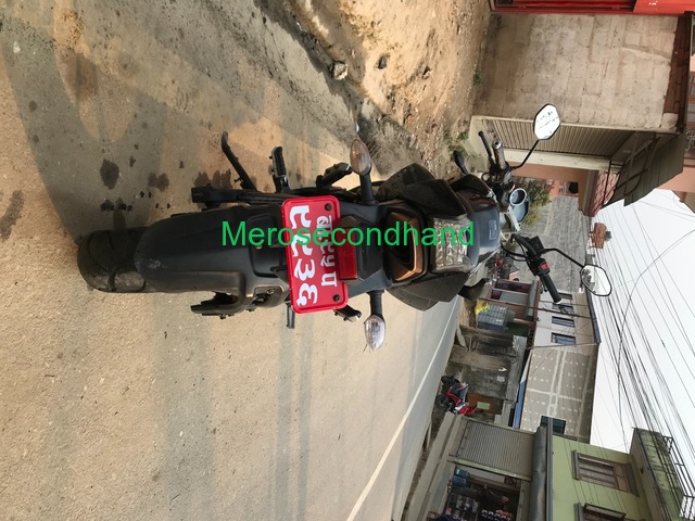 UM 223 cc xtreet on sale at kathmandu nepal - 1/8