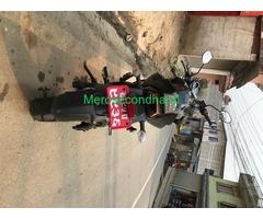 UM 223 cc xtreet on sale at kathmandu nepal