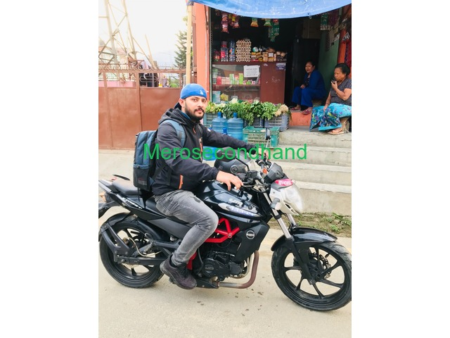 UM 223 cc xtreet on sale at kathmandu nepal - 4/8