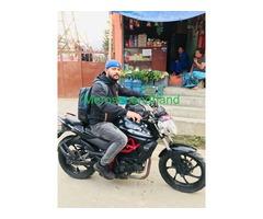 UM 223 cc xtreet on sale at kathmandu nepal - Image 4/8