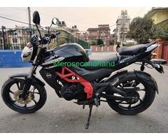 UM 223 cc xtreet on sale at kathmandu nepal - Image 5/8