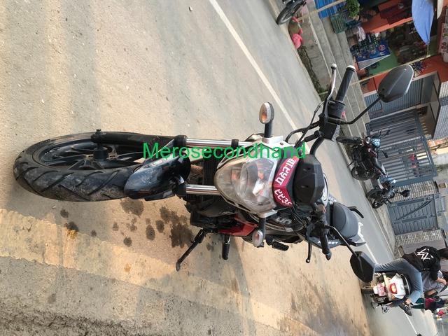 UM 223 cc xtreet on sale at kathmandu nepal - 8/8
