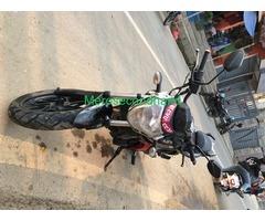 UM 223 cc xtreet on sale at kathmandu nepal - Image 8/8