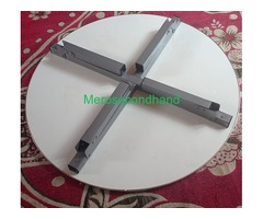 Foldable Round Table - Image 3/3