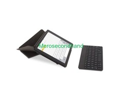 Wireless Keyboard and Foldable Case for Ipad air