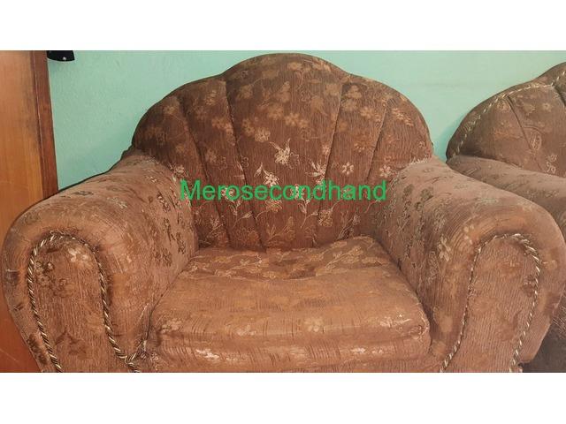 Sofa set - 1/3
