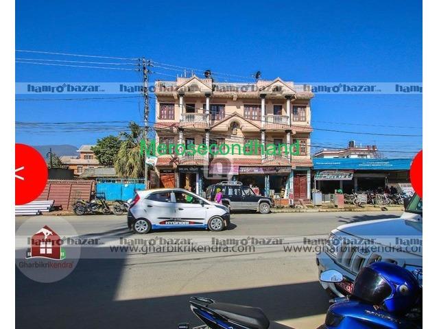 House And Land sale At Bhainsepati kathmandu Near Bajaj Showroom - 2/2