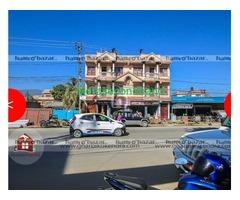 House And Land sale At Bhainsepati kathmandu Near Bajaj Showroom