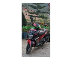 TVS NTORQ (018 Lot)125 Race Edition-scooter (Emergency)