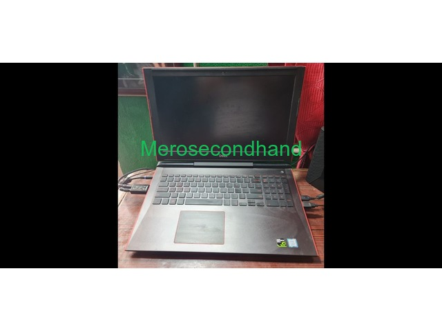 DELL Gaming Laptop   Core i7 + 4GB Nvidia GTX 1050Ti + 24GB RAM + 500 GB SSD - 2/5
